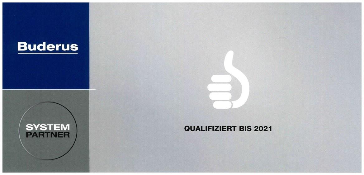 Qualifizierter Buderus Heizungsfachbetrieb bis 2021 - AME-TECHNIK GmbH in  Hameln